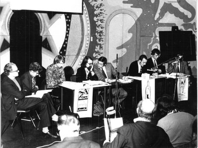 December 1973 – Milieudefensie's first general meeting in Amsterdam