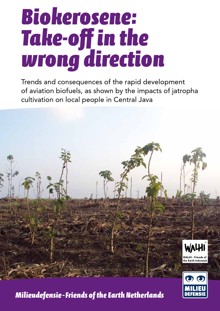 Voorbeeld van de eerste pagina van publicatie 'Take-off in the wrong direction'